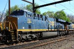 CSX 991, 5104 on Q418